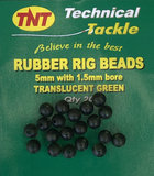 TNT Rubber Rig Beads _
