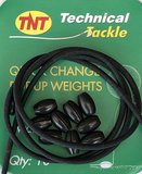 TNT Quick Change Pop-up weight_