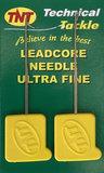 TNT Leadcore Needle Ultra Fine_