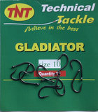 TNT Haak Gladiator Dull finish_