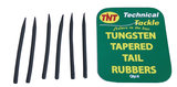 TNT Tungsten Tapered Tail Rubber_