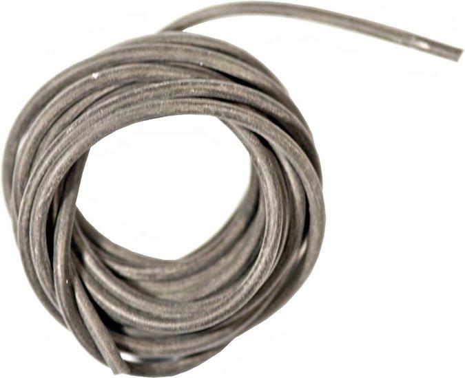 TNT Silicone Rubber Tubing black