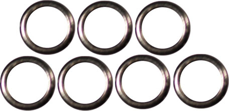 TNT Round Black Rings