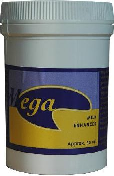 Mega Enhancer Milk, 50 gram