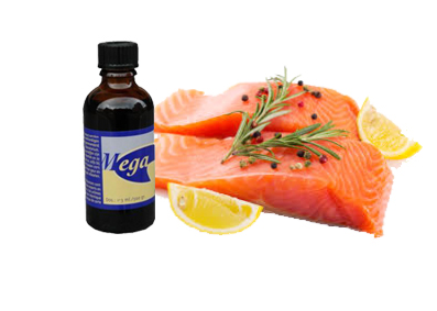 Mega Red Salmon 50 ml