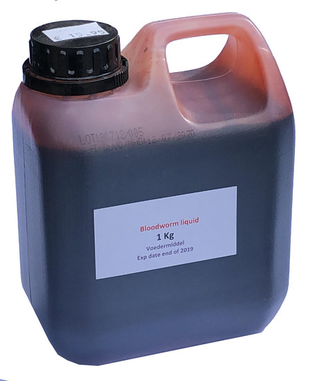 Liquid Bloodworm 1kg