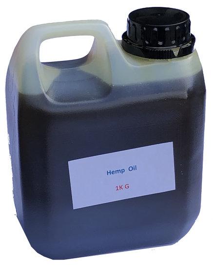 Liquid Hemp Oil 1kg