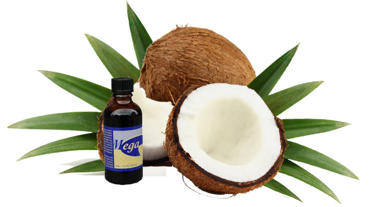 Mega Carribean Cocos, 50 ml