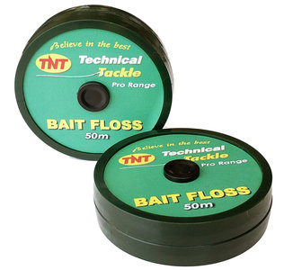 TNT Bait Floss 50 meter