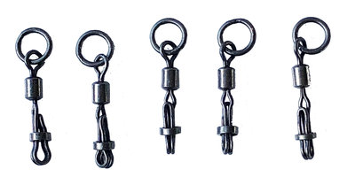 TNT Flexi Ring Clamlock Swivel Size 11