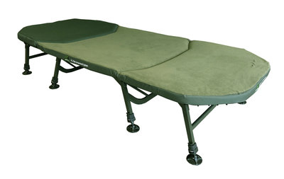 Grizzly Bedchair XL FCS (Flat Compressed System)