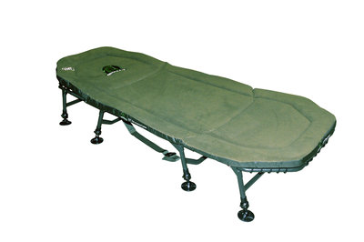 Grizzly Bedchair Standard FCS (Flat Compressed System)