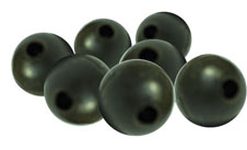 TNT Rubber Rig Beads tapered