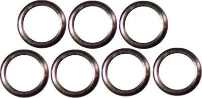 TNT Round Black Rings