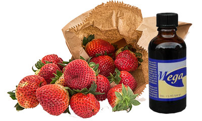 Mega Strawberry Luv, 50 ml